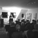 DIE LÜGENBRÜCKE / Buchpräsentation und Lesung im literarischen Salon KulturGut